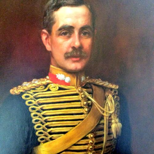 Officer of the Royal Horse Artillery portrait