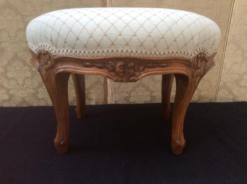 Late nineteenth century stool