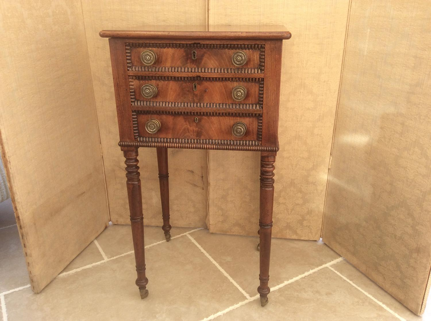 Regency period work table