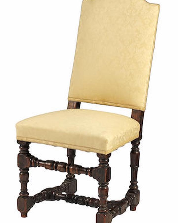 18th Century walnut side chair