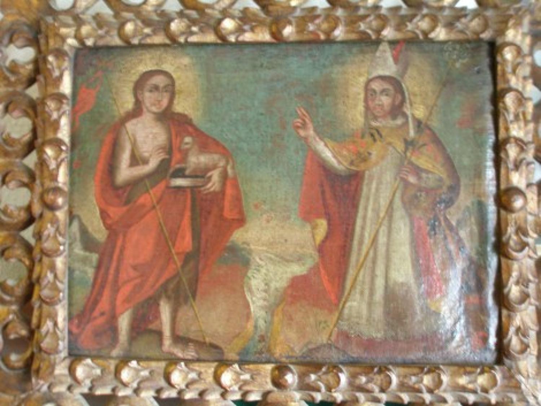 Italian 17th Century oil on canvas