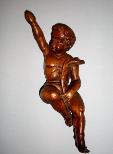 Putti - Continental softwood carving