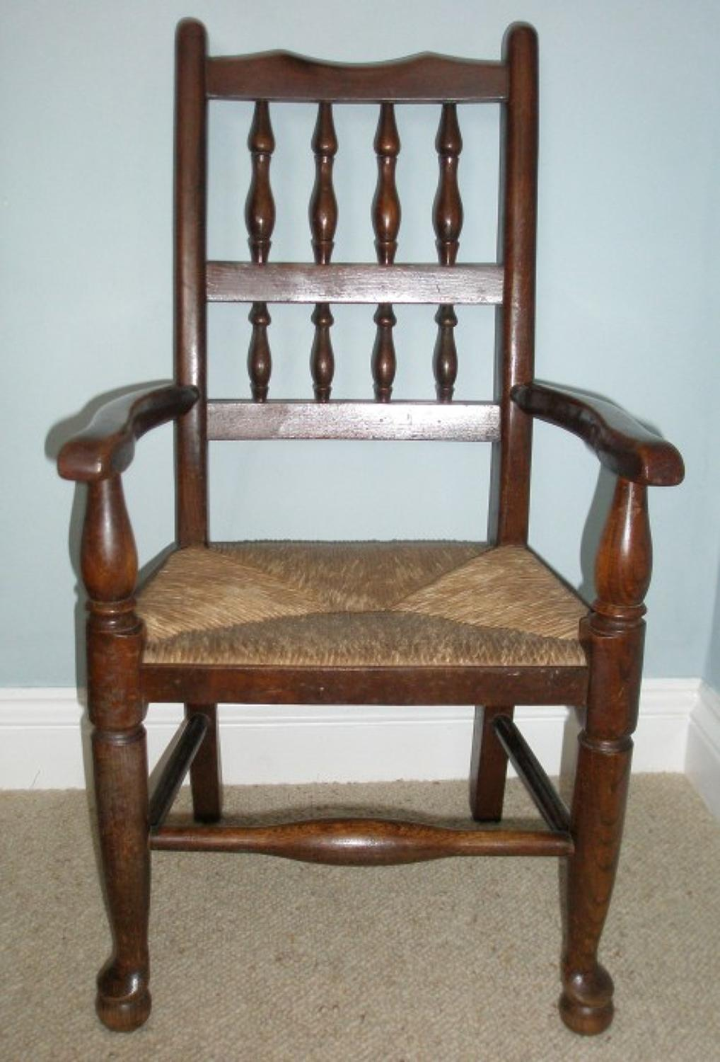 Georgian child's chair