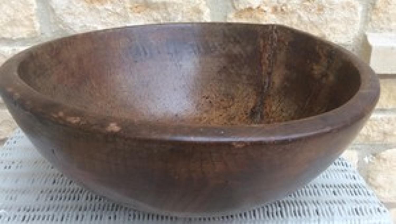 Early 19th century treen bowl