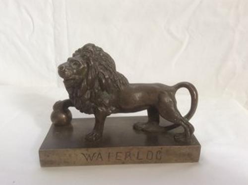 Lion of Waterloo
