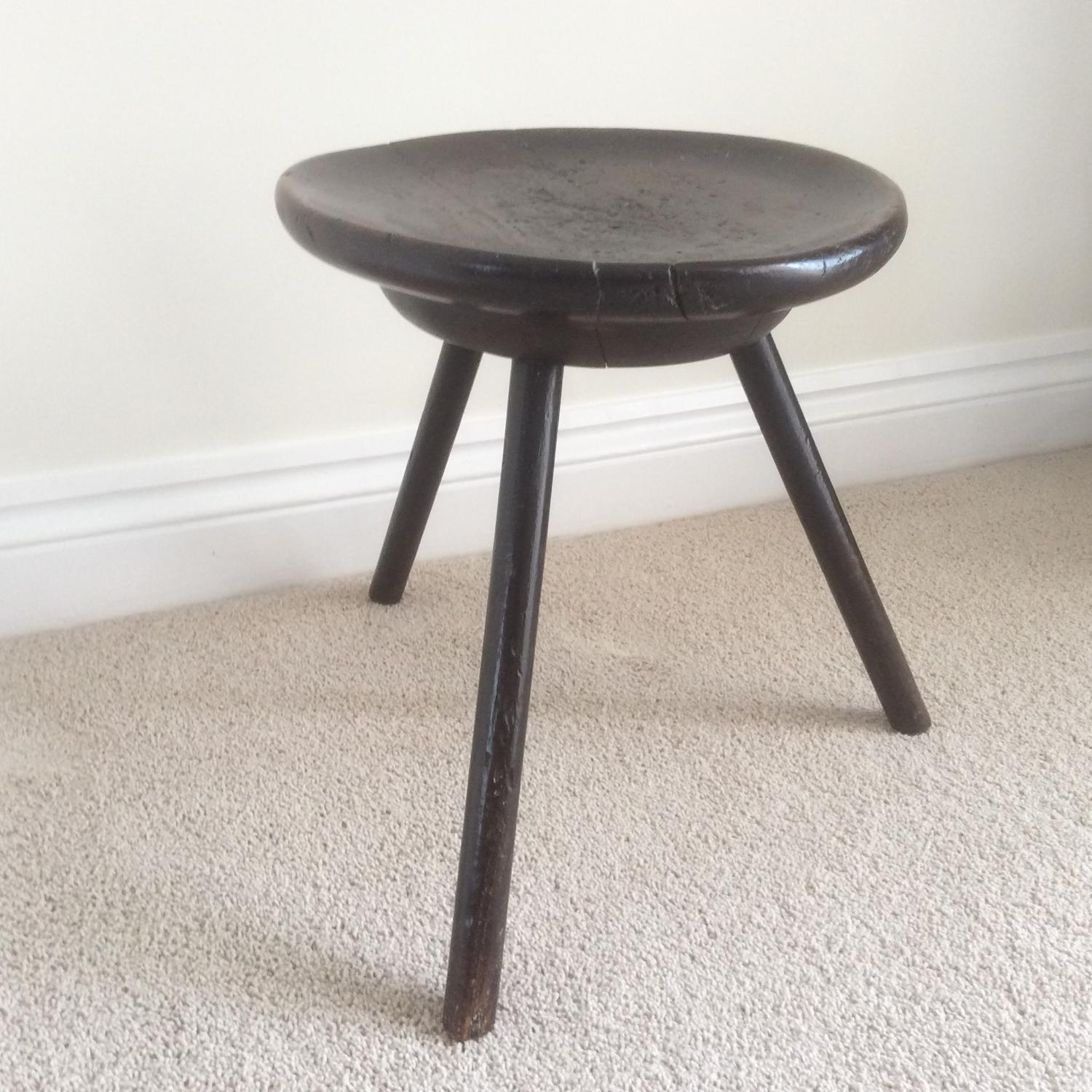 Welsh early 19th century  stool