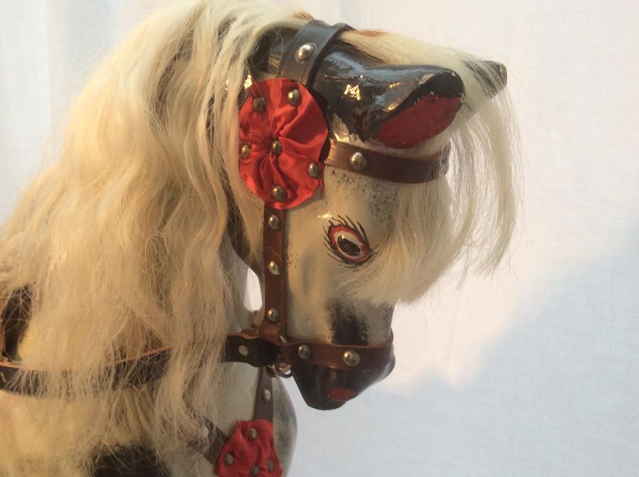 Vintage Collinson Rocking horse