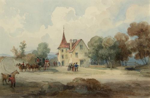 William Leighton Leitch 1804 - 1883