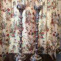 Impressive decorative pricket  candlesticks - picture 10