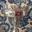 Impressive decorative pricket  candlesticks - picture 11