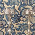 Impressive decorative pricket  candlesticks - picture 2