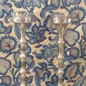 Impressive decorative pricket  candlesticks - picture 4
