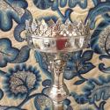 Impressive decorative pricket  candlesticks - picture 6