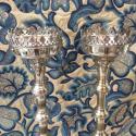 Impressive decorative pricket  candlesticks - picture 7