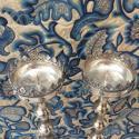 Impressive decorative pricket  candlesticks - picture 8