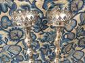 Impressive decorative pricket  candlesticks - picture 9
