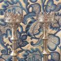 Decorative  Pricket Candlesticks - picture 2