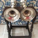 Decorative  Pricket Candlesticks - picture 9