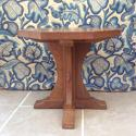 Small Octagonal Mouseman Coffee Table - picture 1