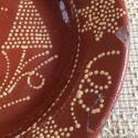 English slipware dish - picture 7