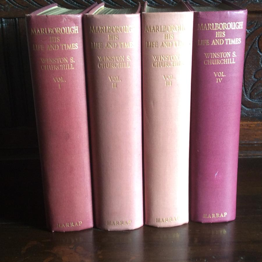 Marlborough His Life And Times -  Four Volumes